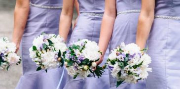 Should all bridesmaids be dressed the same