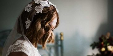 When should I schedule my wedding hair trial?