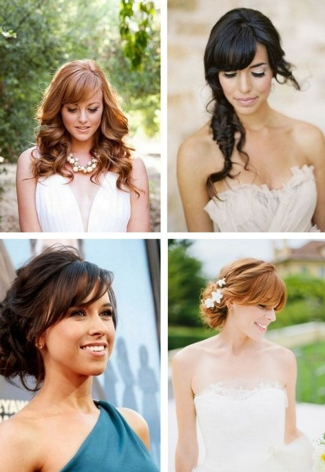 wedding hairstyle with bangs3